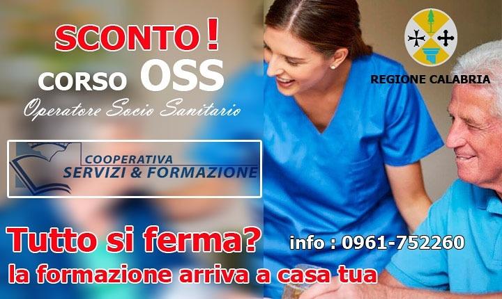 PERCORSO OSS ONLINE