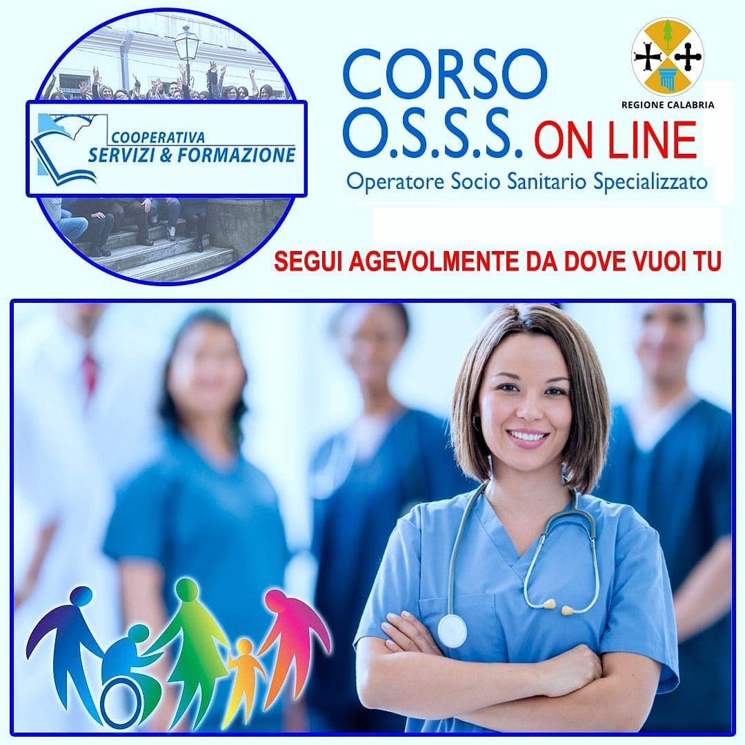 percorso per Operatore Socio Assistenziale Specializzato (O.S.S.S.) on Line
