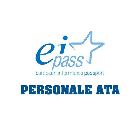 Eipass Personale ATA – Corso + Certificazione Informatica