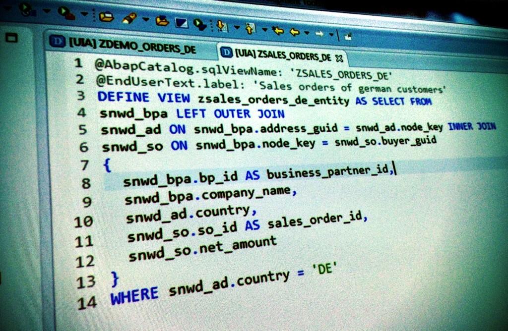 "Corso ""Academy Programmatore ABAP"""